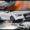 Benz, Audi and BMW's New Battle Ground