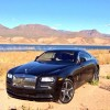 The Haunted Desert: AK Flashpost with the Rolls Royce Wraith