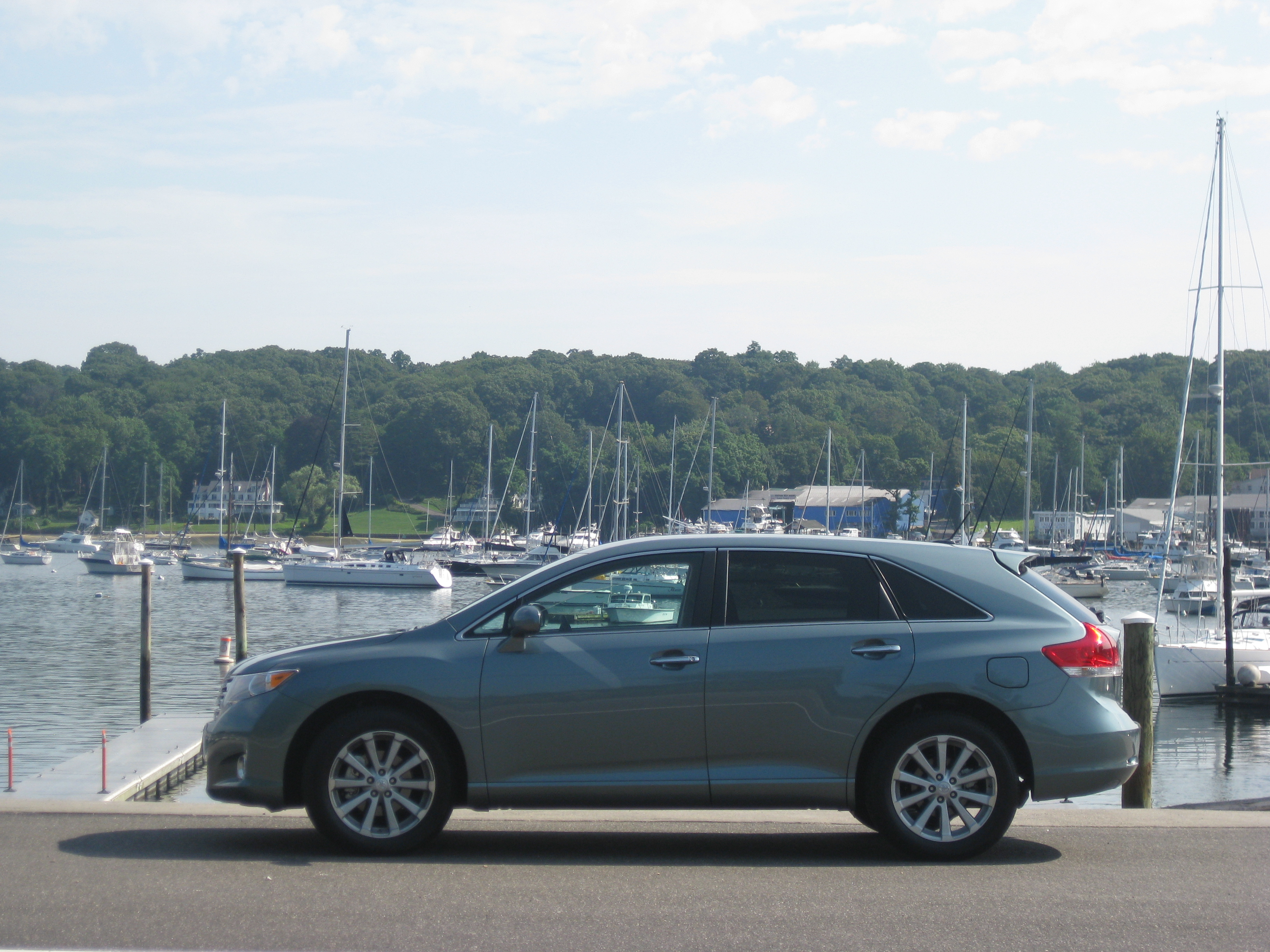 five axis review v venza by top as speed cars toyota