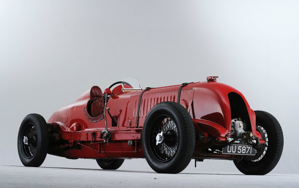 George Daniels' 1929-'32 Bentley 4 1/2-Litre