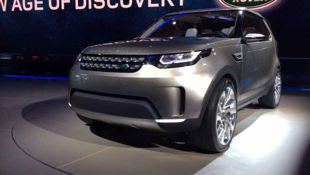 Land Rover's vision of the future is truly focused on giving us the tools to discover the world around us. The Discovery Vision Concept is the evolution of the LR4 […]